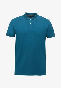 Esprit - OCS  - Polo shirt - petrol blue - 6