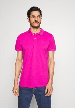 Poloshirt - pink fuchsia