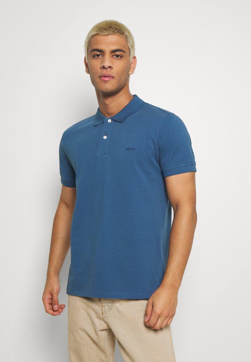 Esprit - Poloshirt - grey blue