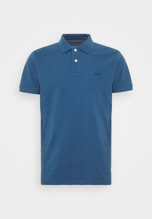 Poloshirt - grey blue