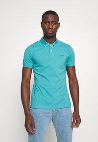 Esprit - Koszulka polo - teal blue - 0