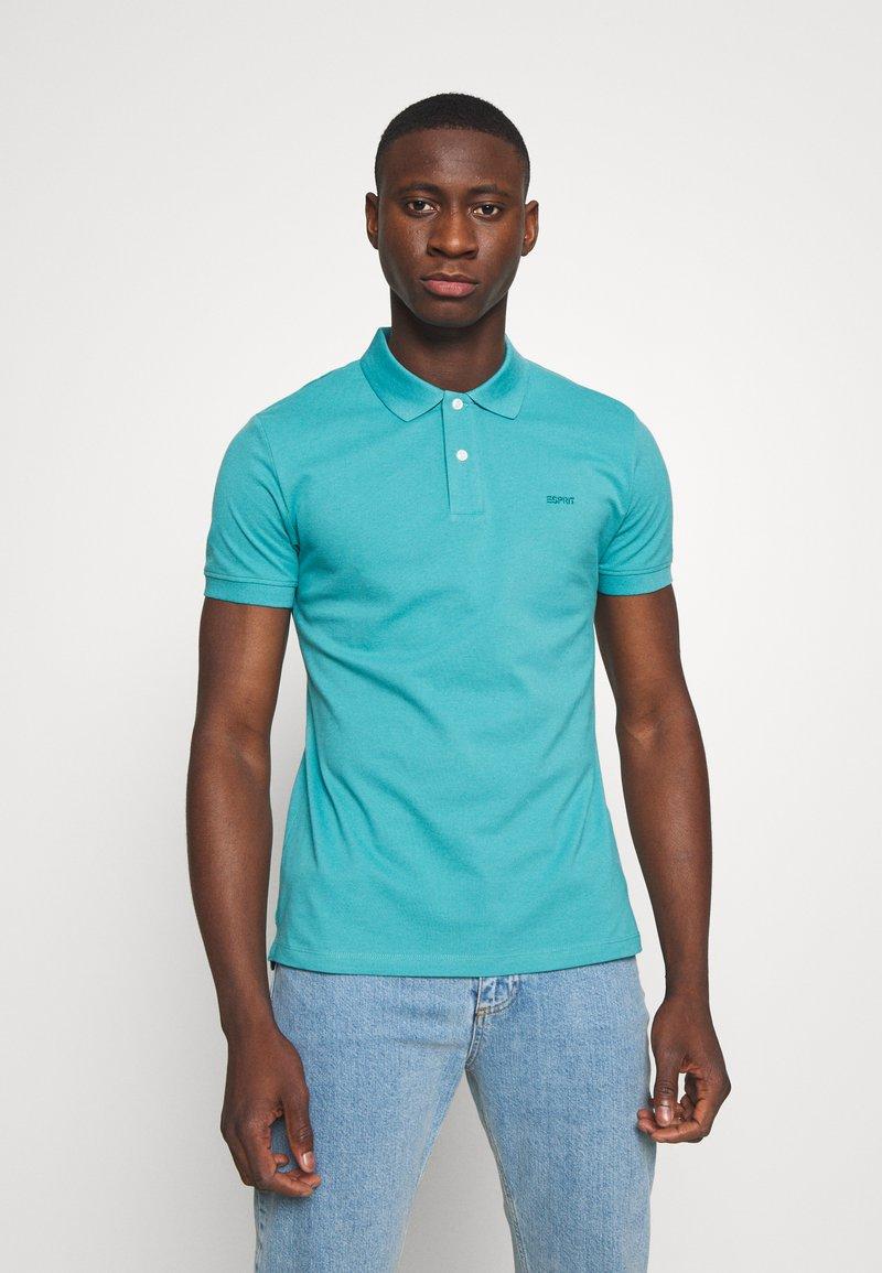 Esprit - Koszulka polo - teal blue