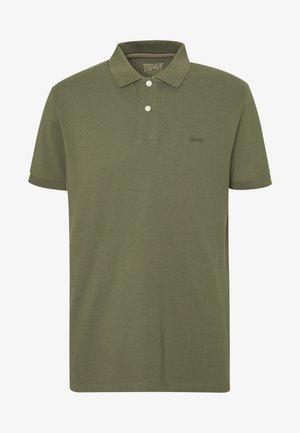Polo shirt - khaki green