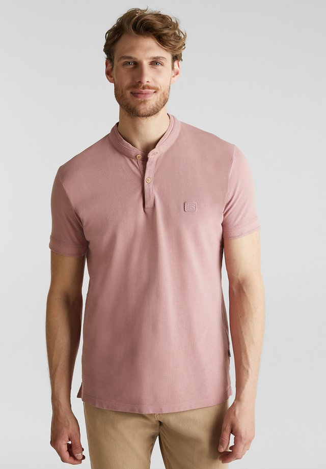 Poloshirt - blush