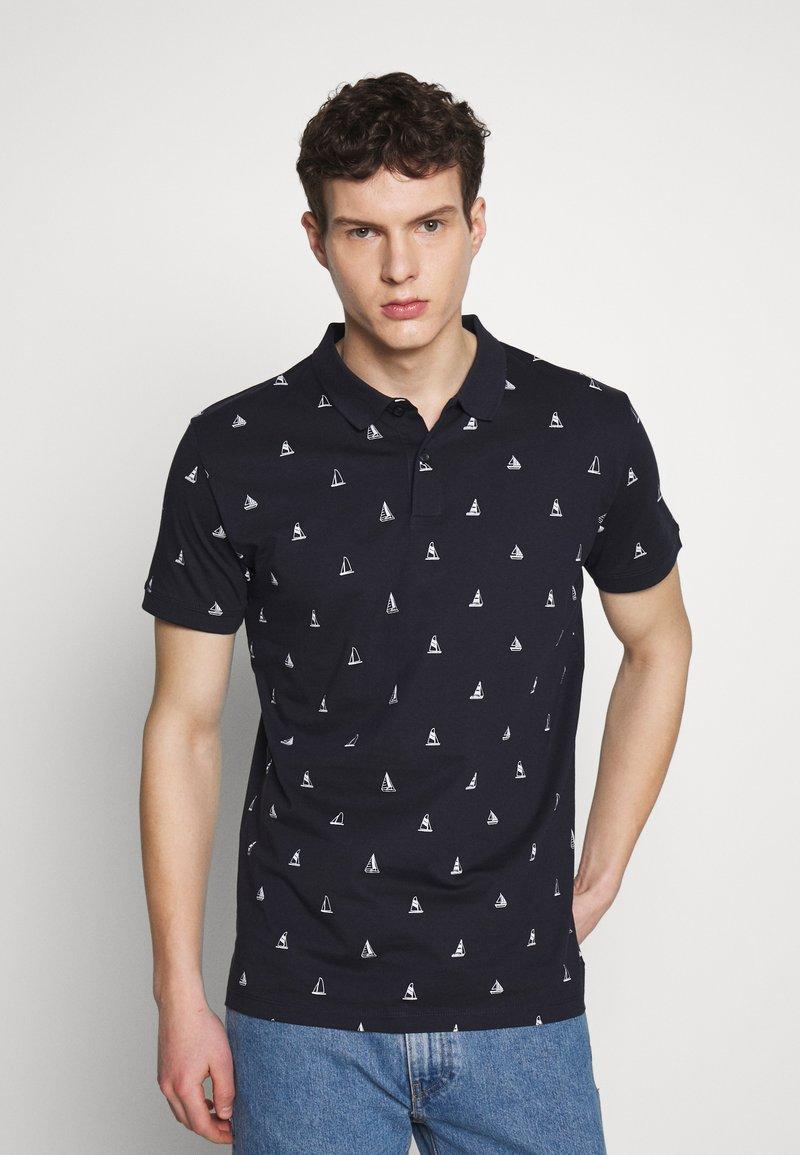 Esprit - Poloshirt - navy