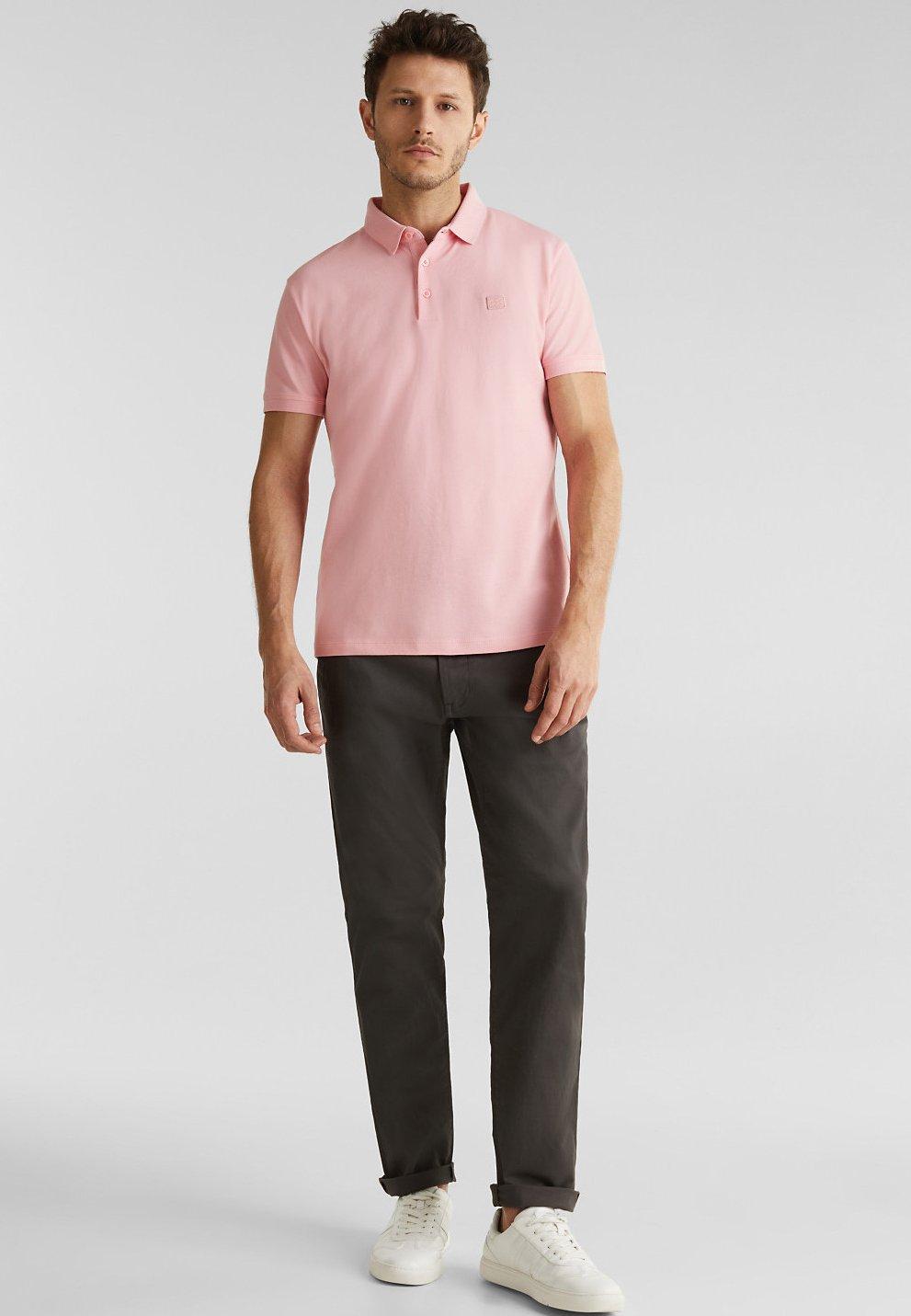 Esprit Piké - light pink