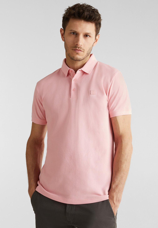 Esprit Fashion Evergreen - Poloshirts Light Pink