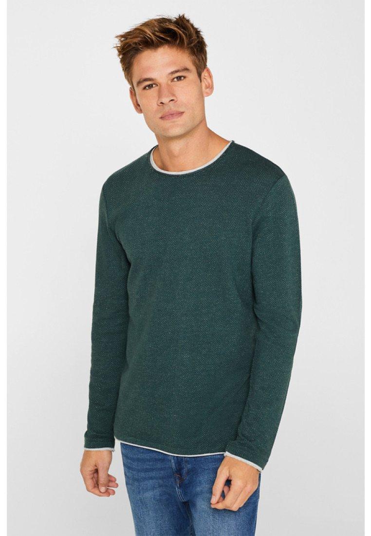 Esprit - Long sleeved top - teal green
