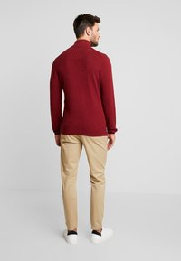 Esprit - COWS - Trui - dark red - 2