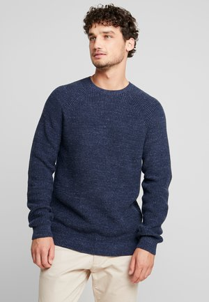 CREW - Jumper - navy
