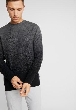 COL GRAD JACQ - Svetr - grey