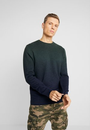 COL GRAD JACQ - Jumper - dark green