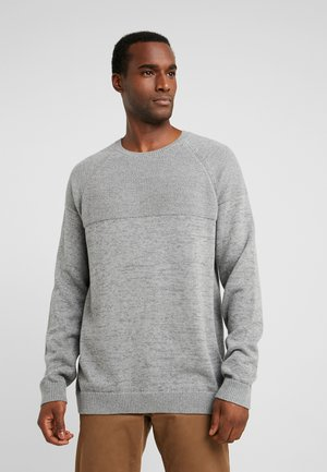 PLACED - Pullover - grey