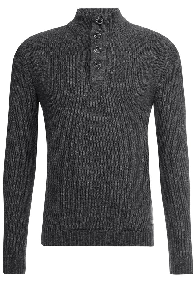 Pullover - anthracite