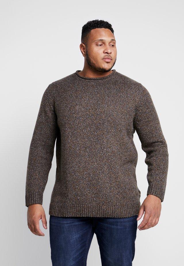 MOULINÈ - Stickad tröja - brown