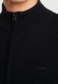 Esprit - Strikjakke /Cardigans - black - 4