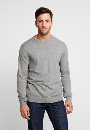 CREW - Pullover - grey