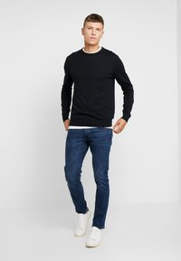 Esprit - CREW - Jumper - black - 1
