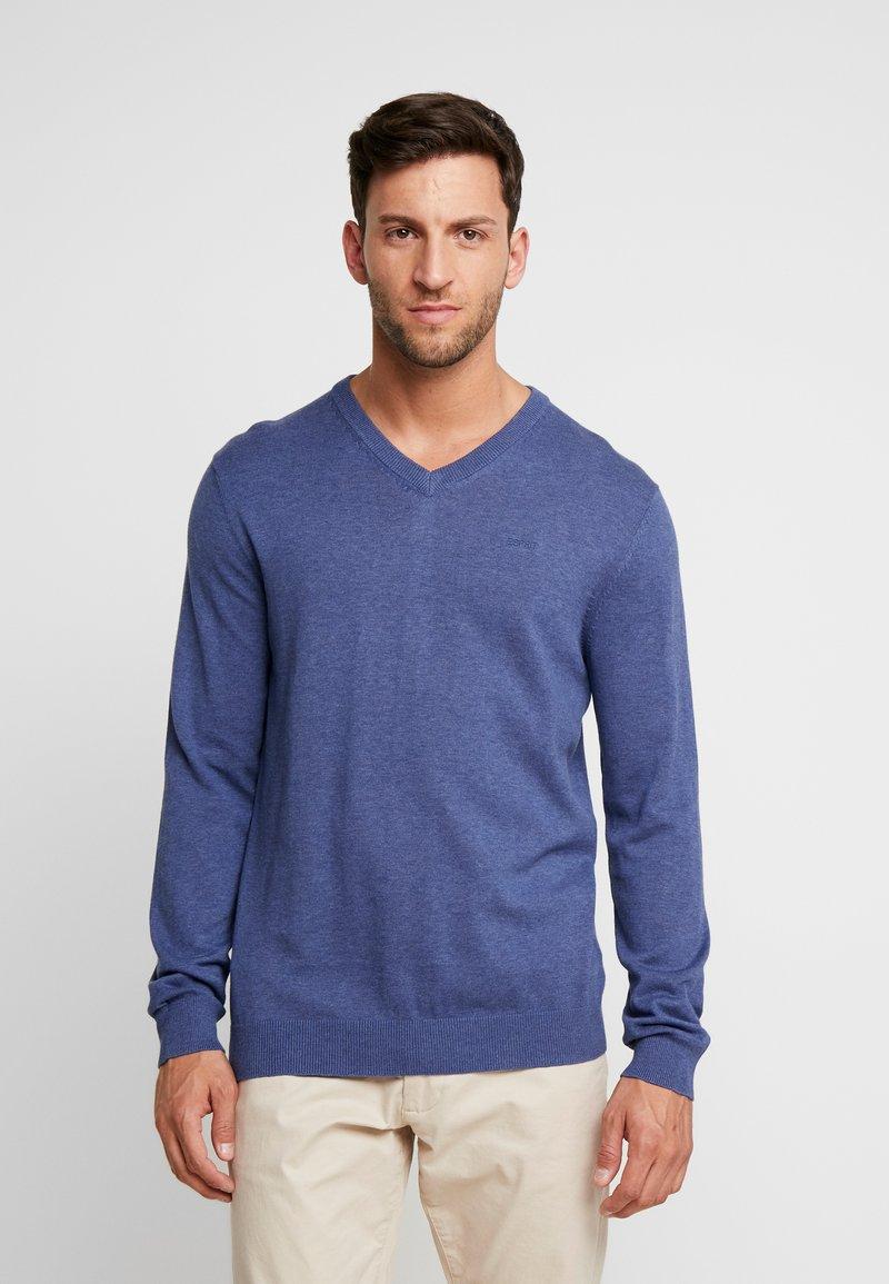 Esprit - Jersey de punto - dark blue