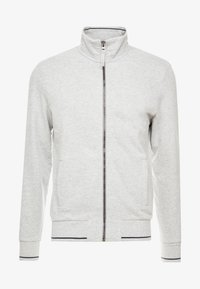 Esprit - BEBA ZIP - veste en sweat zippée - medium grey - 4