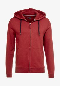 Esprit - Sweatjacke - bordeaux red - 4