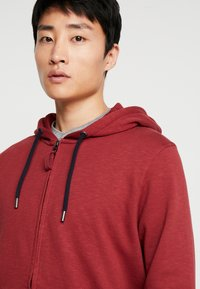 Esprit - Sweatjacke - bordeaux red - 3