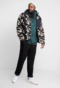 Esprit - BIG BEBA - Zip-up hoodie - dark green - 1