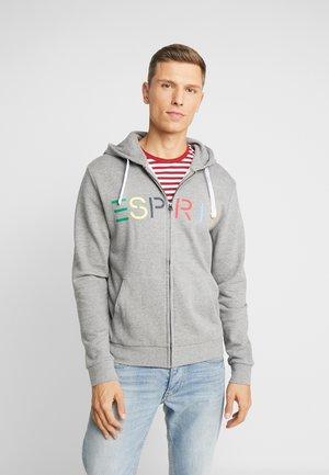 COLB - Zip-up hoodie - medium grey