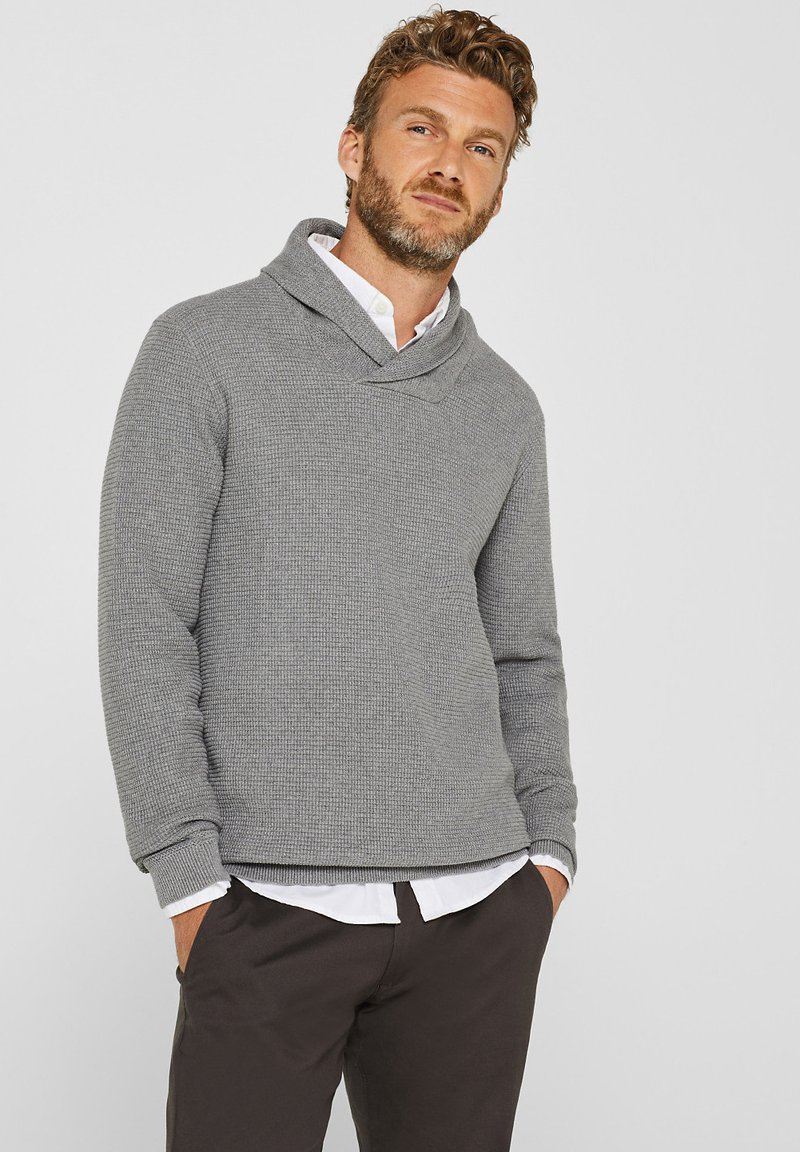 Esprit - Sweatshirt - grey