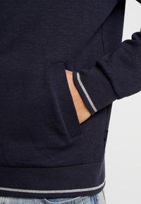 Esprit - veste en sweat zippée - navy - 5