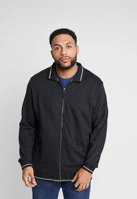 Esprit - Zip-up hoodie - black - 0