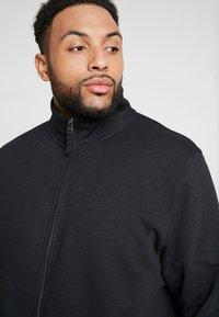 Esprit - Zip-up hoodie - black - 4