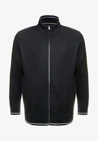 Esprit - Zip-up hoodie - black - 3
