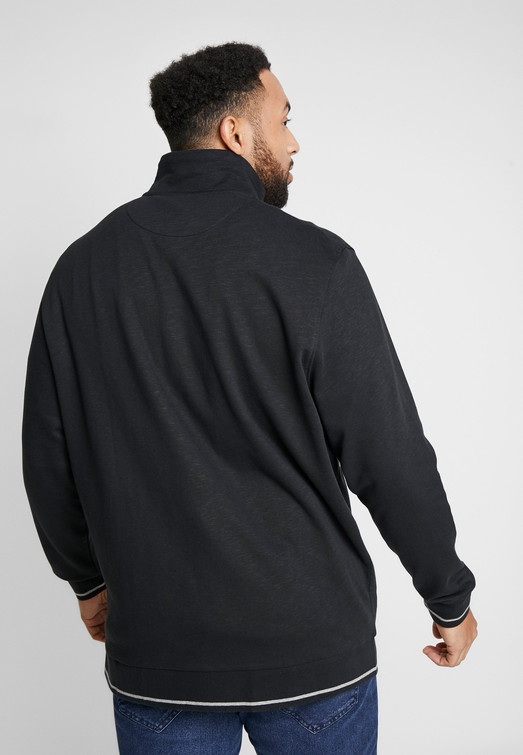 Esprit Bluza rozpinana - black