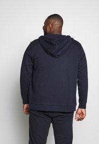 Esprit - Zip-up hoodie - navy - 2