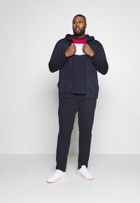 Esprit - Zip-up hoodie - navy - 1