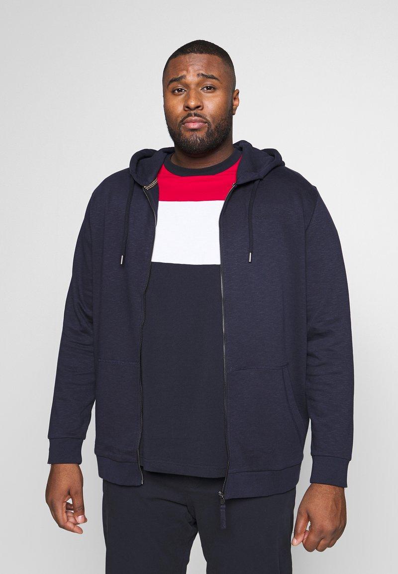 Esprit - Zip-up hoodie - navy