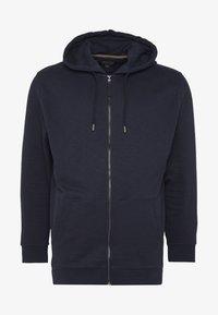 Esprit - Zip-up hoodie - navy - 4