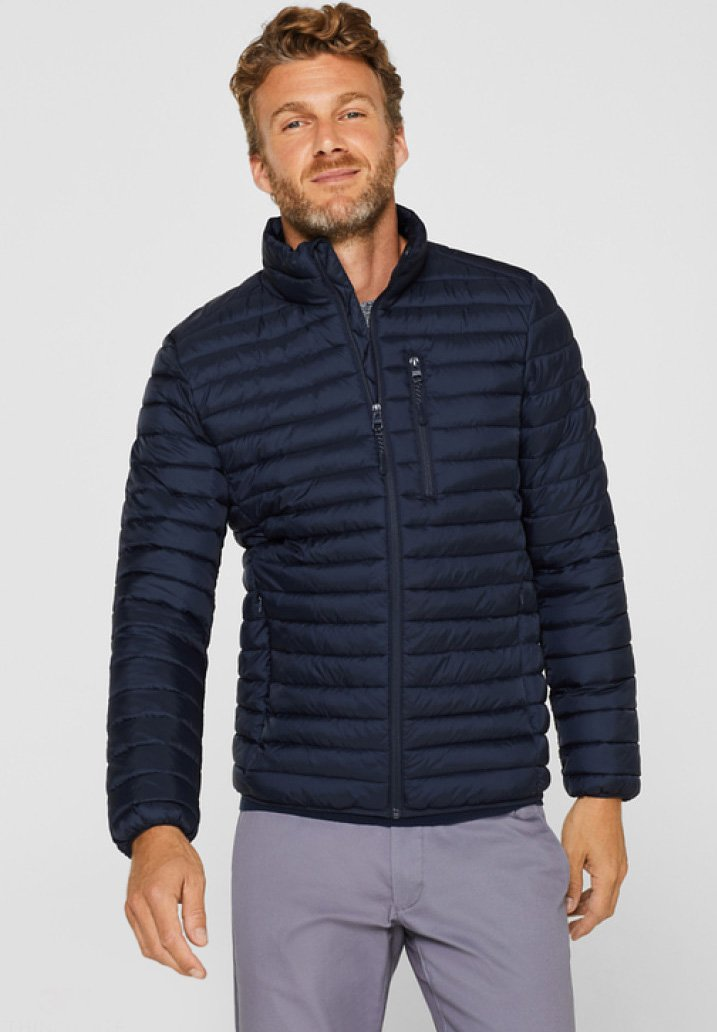 Esprit - THINSULATE - Übergangsjacke - navy