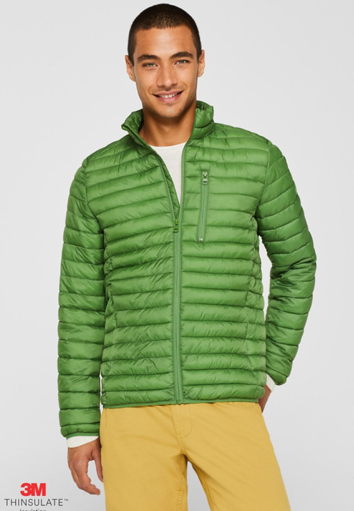 Esprit - THINSULATE - Light jacket - green