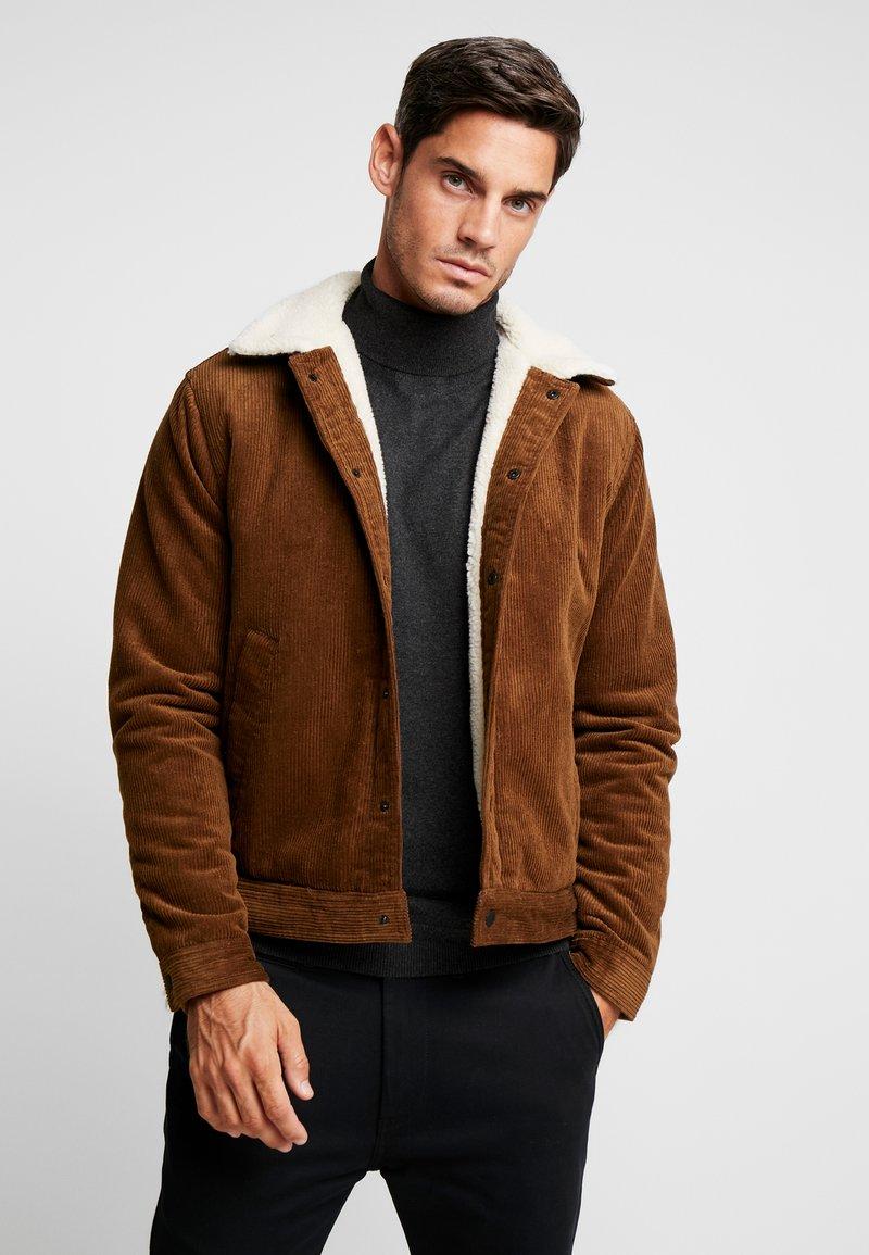 Esprit - Light jacket - camel