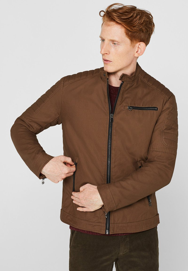 Esprit - Light jacket - toffee