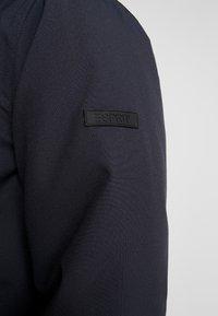 Esprit - Cappotto invernale - navy - 4