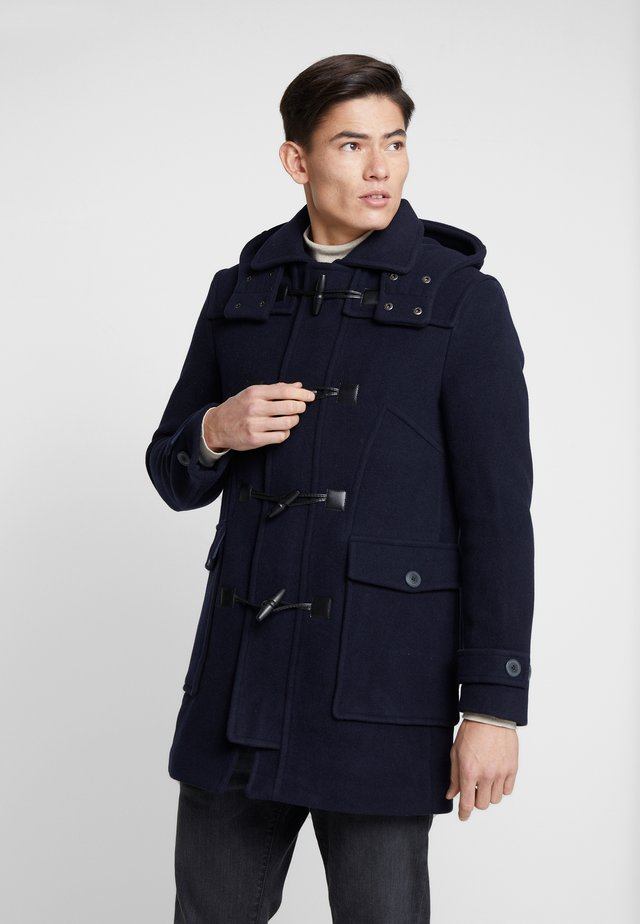 DUFFLE COAT - Mantel - navy