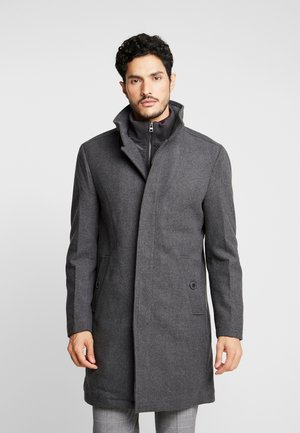 STAND UP COAT - Classic coat - grey