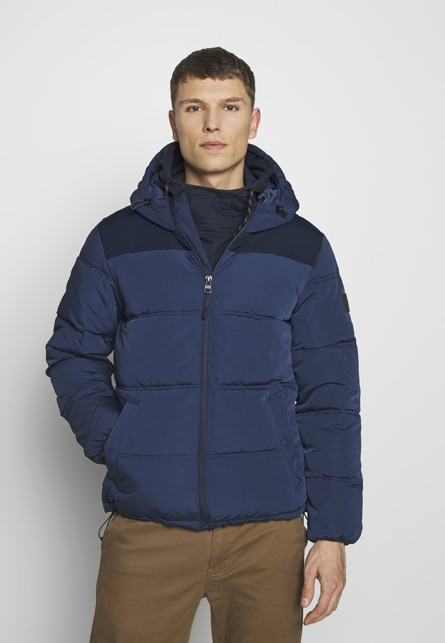 PUFFER - Winterjas - blue
