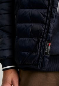 Esprit - THINS - Giacca da mezza stagione - dark blue - 5