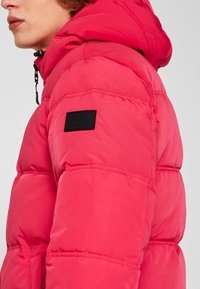 Esprit - MIT KAPUZE - Winterjas - pink fuchsia - 3