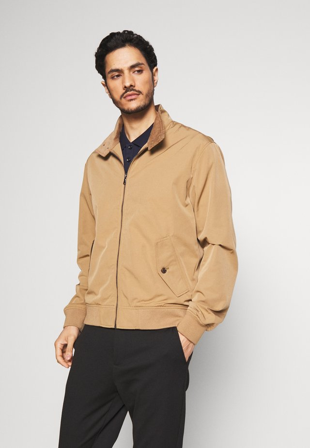 HARRINGTON - Korte jassen - beige