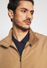 Esprit - HARRINGTON - Summer jacket - beige - 3